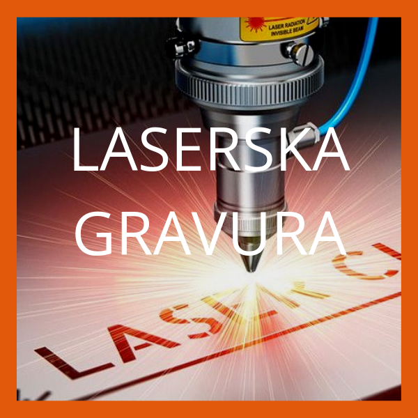 Laserska gravura Penda