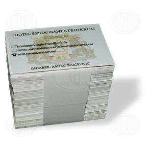 digitalna štampa- vizit kartice