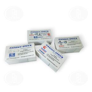 offset stampa- vizit karte