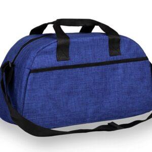 plava sportska torba