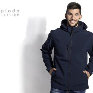 teget muska zimska sportska jakna
